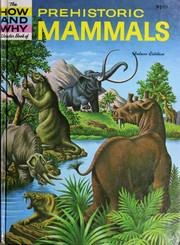Cover of: The how and why wonder book of prehistoric mammals | Martin L. Keen