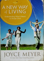 Cover of: A new way of living | Joyce Meyer