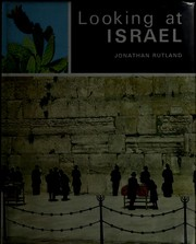 Cover of: Looking at Israel | Jonathan Rutland
