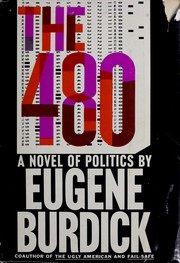 Cover of: The 480 by Eugene Burdick
