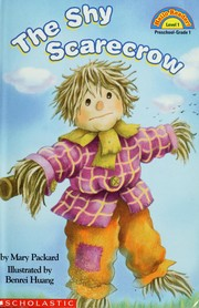 The shy scarecrow