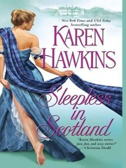 Cover of: Sleepless in Scotland by Karen Hawkins