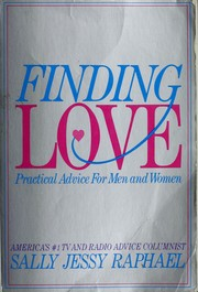 Cover of: Finding love | Sally Jessy Raphael