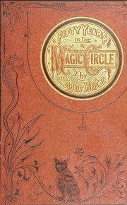 Cover of: Fifty years in the magic circle by Antonio Blitz