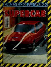 Cover of: Supercar by Mike Trier