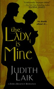 Cover of: The lady is mine | Judith Laik