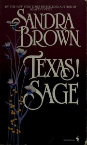 Cover of: Texas! Sage by Sandra Brown