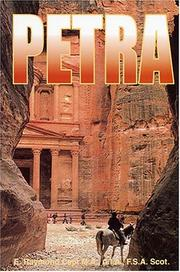 Cover of: Petra by E. Raymond Capt
