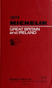 Cover of: Great Britain and Ireland |