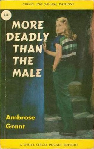 More deadly than the male by James Hadley Chase