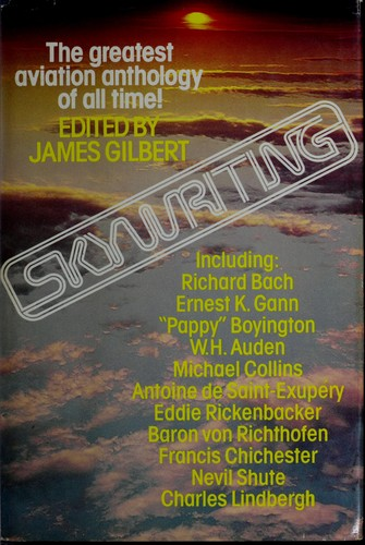 Skywriting, an aviation anthology by