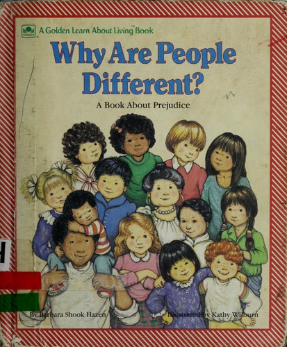 Why Are People Different?/Lrn by Golden Books