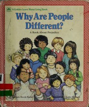 Cover of: Why Are People Different?/Lrn | Golden Books