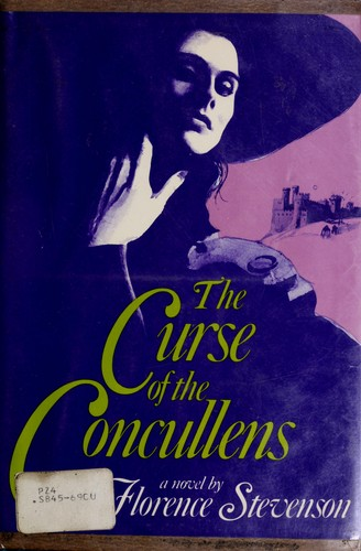 The curse of the Concullens by Florence Stevenson