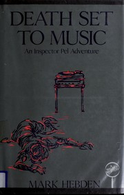 Cover of: Death set to music by Mark Hebden