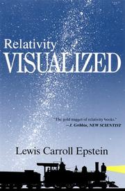 "Cover of: Relativity Visualized ""The Gold Nugget of Relativity Books"" 
