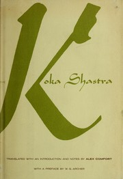 Cover of: Ratirahasya by Kokkoka