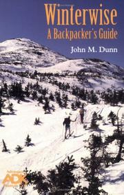Cover of: Winterwise | John M. Dunn
