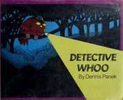 Cover of: Detective Whoo by Dennis Panek