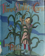 Cover of: Three stalks of corn by Leo Politi