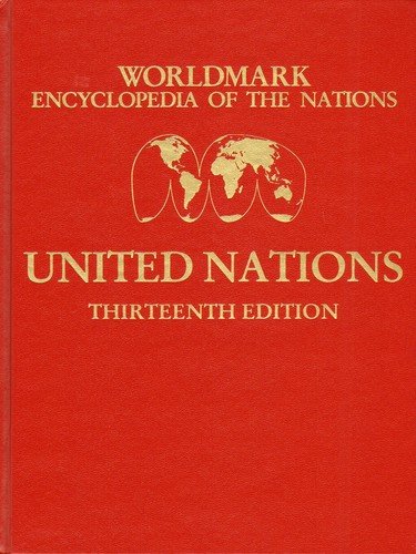 Worldmark Enyclopedia of the Nations