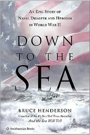 Cover of: Down to the Sea by Bruce Henderson