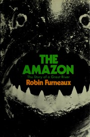 Cover of: The Amazon | Robin Furneaux