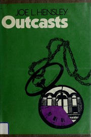 Cover of: Outcasts | Joe L. Hensley