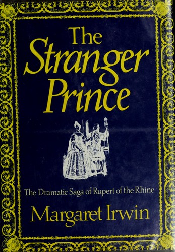 The stranger prince by Margaret Irwin