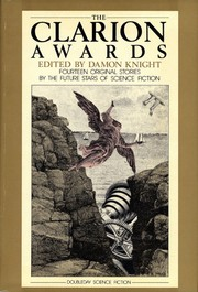 Cover of: The Clarion awards | Damon Knight