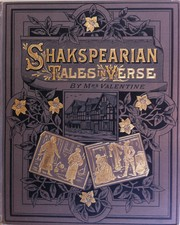 Cover of: Shakespearian Tales in Verse | Laura Valentine