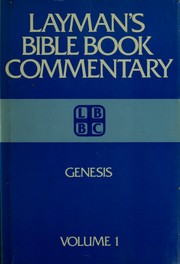 Layman's Bible Book Commentary