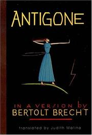 antigone by sophocles antigones main characteristics Antigone as a tragic hero many characteristics that are shown morality versus the law written by sophocles both antigone and creon, the main.