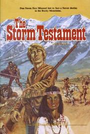 Cover of: Storm Testament No 1 by Lee Nelson