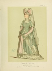 Cover of: English costume and fashion from the conquest to the regency (A.D. 1070-1820) by Lewis Wingfield