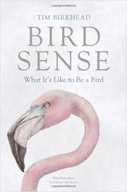 Cover of: Bird Sense by Tim Birkhead