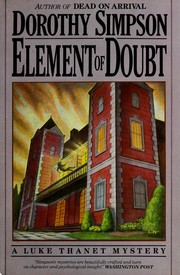 Cover of: Element of doubt | Simpson, Dorothy