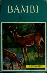 Cover of: Bambi | Felix Salten