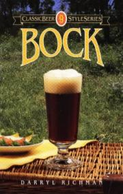 Cover of: Bock by Darryl Richman