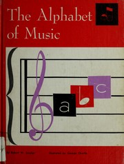 The alphabet of music