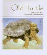Cover of: Old Turtle | Douglas Wood