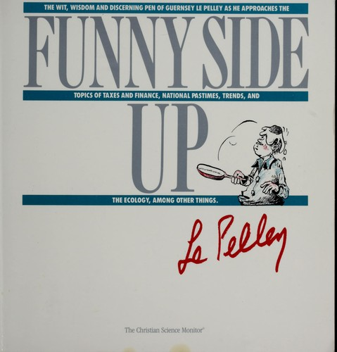 Funny side up by Guernsey Le Pelley