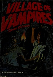 Cover of: Village of Vampires | Steven Otfinoski