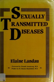 Cover of: Sexually transmitted diseases by Elaine Landau