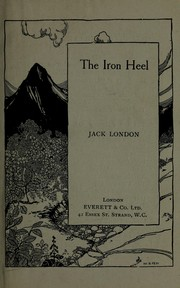 Cover of: The iron heel by Jack London