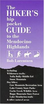 Cover of: The hiker's hip pocket guide to the Mendocino highlands by Bob Lorentzen