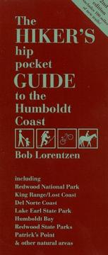 Cover of: The hiker's hip pocket guide to the Humboldt Coast by Bob Lorentzen