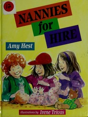 Cover of: Nannies for hire | Amy Hest