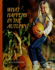 Cover of: What happens in the autumn by Suzanne Venino