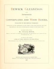 Bewick gleanings